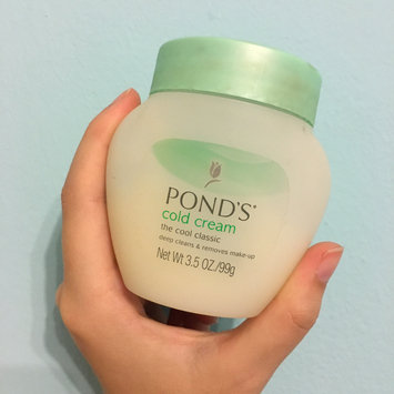 Pond's Cold Cream Cleanser uploaded by Kelly A.