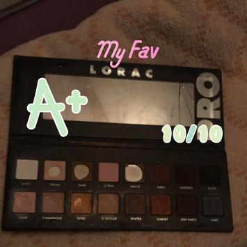 LORAC Pro Palette  uploaded by Mackenzie B.