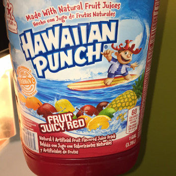 Hawaiian Punch : Punch Fruit Juicy Red uploaded by Codie A.