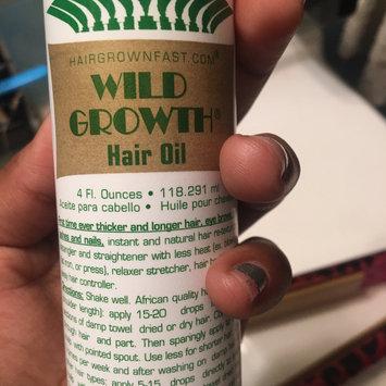 Photo of Wild Growth Light Oil Moisturizer uploaded by Jessica M.