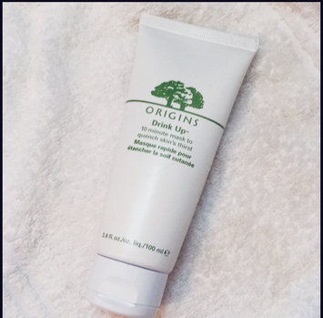Photo of Origins Drink Up 10 minute mask to quench skin's thirst uploaded by Timeya V.