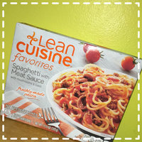 Lean Cuisine Simple Favorites Spaghetti with Meat Sauce uploaded by Codie A.