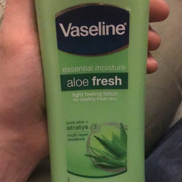 Vaseline® Intensive Care™ Aloe Soothe Lotion uploaded by Jamie C.