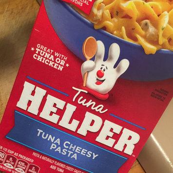 Photo of Betty Crocker Tuna Helper Classic Cheesy Pasta uploaded by Wendy C.