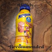 Nestlé NESQUIK Banana Strawberry Flavored Low Fat Milk 14 fl. oz. Plastic Bottle uploaded by Christina T.