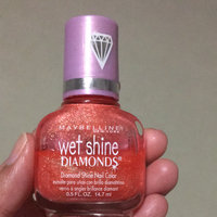 Maybelline Wet Shine Diamonds Diamond Shine Nail Color, Mauvey Rock 520 uploaded by Khyati S.