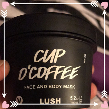LUSH Cup O' Coffee Face and Body Mask uploaded by Carrie L.