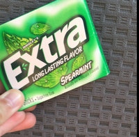 Extra Spearmint Sugar-Free Gum uploaded by Emily J.