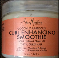SheaMoisture Coconut & Hibiscus Curl Enhancing Smoothie uploaded by Rockea J.