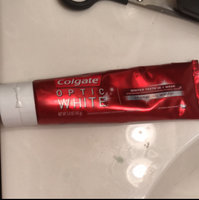 Colgate Optic White Anticavity Fluoride Toothpaste Cool Mint uploaded by cassandra l.