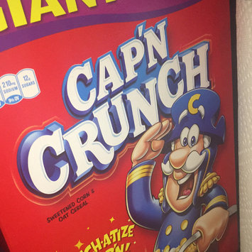 Photo of Cap'n Crunch Cereal uploaded by Amaya G.