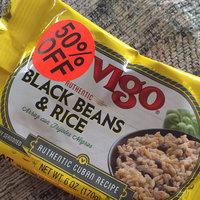 Vigo Completely Seasoned Black Rice & Beans, 8 oz (Pack of 12) uploaded by Wendy C.