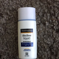Neutrogena Ultra Sheer Liquid Daily Sunscreen uploaded by Alyssa A.