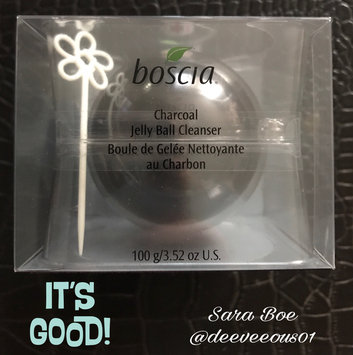 Photo of boscia Charcoal Jelly Ball Cleanser uploaded by Sara B.