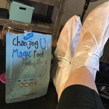 Tony Moly Foot Peeling Shoes uploaded by Alicia W.