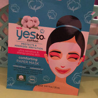 Yes to Cotton Ultra-Sensitive & Allergy Prone Skin Comforting Mask - 1 ct uploaded by Taylor W.