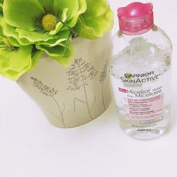 L'Oreal Garnier Skin Micellar Cleansing Water 400 ml by HealthMarket uploaded by Sabrina R.