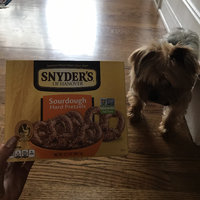 Snyder's Of Hanover Sourdough Hard Pretzels uploaded by Ciara G.