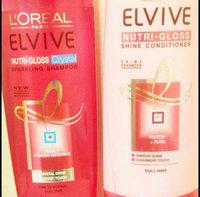L'Oréal Paris Elvive Nutri-Gloss Crystal Shampoo uploaded by Leanne S.