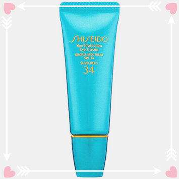 Photo of Shiseido Sun Protection Eye Cream SPF 34 uploaded by Diana A.
