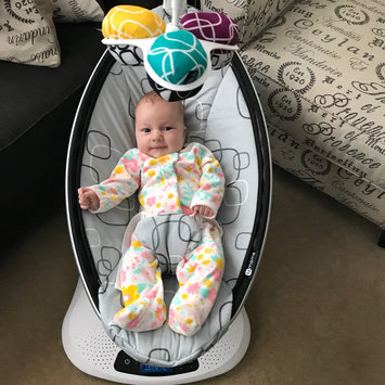 Photo of 4Moms MamaRoo Plush uploaded by Amy B.
