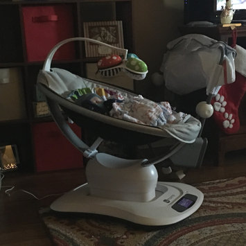Photo of 4Moms MamaRoo Plush uploaded by Kayla S.