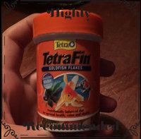 Tetra TetraFin Goldfish Flakes uploaded by Skylar L.