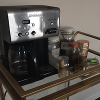 Cuisinart CHW-12 12-Cup Programmable Coffeemaker with Hot Water System uploaded by Kara K.