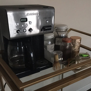 Photo of Cuisinart CHW-12 12-Cup Programmable Coffeemaker with Hot Water System uploaded by Kara K.