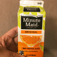 Minute Maid® Premium Original Orange Juice uploaded by ƲռռιҼ Ҡ.