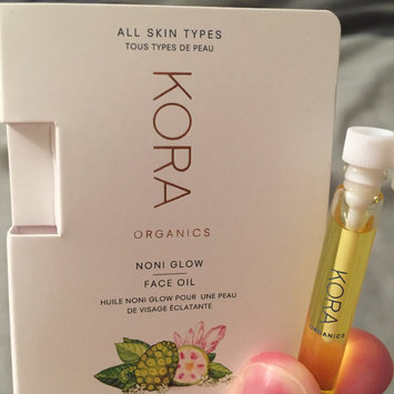 Photo of KORA Organics Noni Glow Face Oil uploaded by Evelyn C.