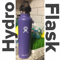Hydro Flask 21oz. Standard Mouth Insulated Stainless Steel Water Bottle uploaded by Tiara W.