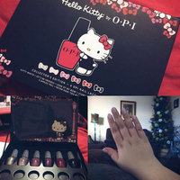 OPI Nail Lacquer, OPI Hello Kitty Collection, 0.5 Fluid Ounce - Kitty White H80 uploaded by Erika E.