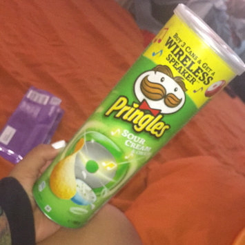 Pringles Potato Crisps Sour Cream & Onion uploaded by Kenia T.