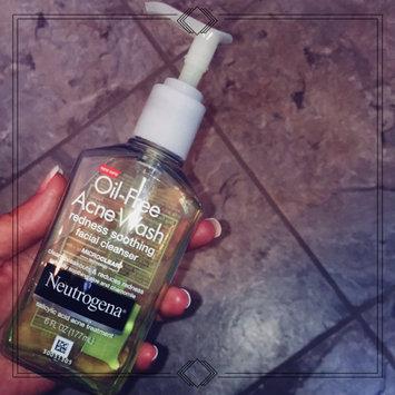 Neutrogena Oil-Free Acne Wash uploaded by Kansas B.