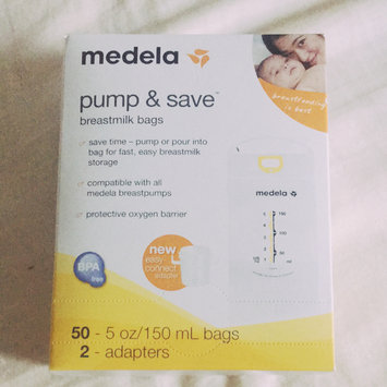 Photo of Medela Pump & Save Breast Milk Bags uploaded by Courtney L.