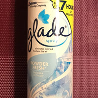 Glade Spray Powder Fresh uploaded by Kathleen F.
