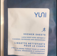 YUNI Shower Sheets uploaded by Katherine V.