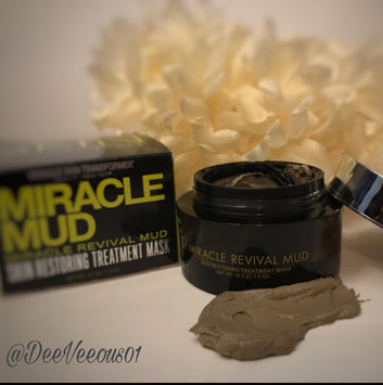 Photo of Miracle Skin Transformer Miracle Revival Mud Skin Restoring Treatment Mask 3.8 oz uploaded by Sara B.
