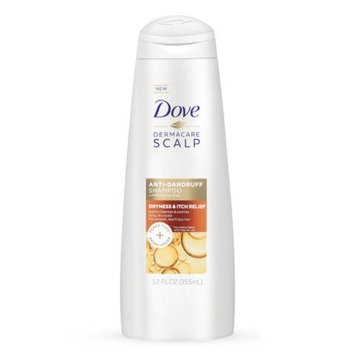 Dove Dermacare Scalp Dryness & Itch Relief Anti-Dandruff Shampoo + Pyrithione Zinc uploaded by Ashley D.