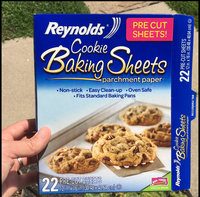 Reynolds® Cookie Baking Sheets Parchment Paper uploaded by Danielle S.