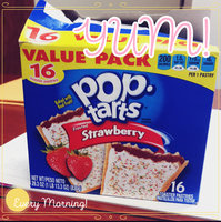 Kellogg's Pop-Tarts Frosted Strawberry uploaded by Florence N.