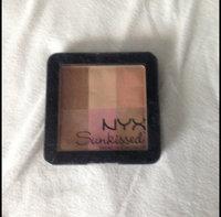 NYX Radiant Finishing Powder, Sunkissed, .43 oz uploaded by Marissa M.