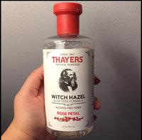 Thayers Alcohol-Free Rose Petal Witch Hazel Toner uploaded by Rida H.