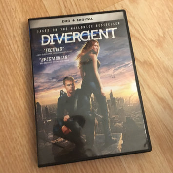 Divergent uploaded by Amanda J.