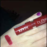 NYX Butter Lipstick uploaded by Kala M.