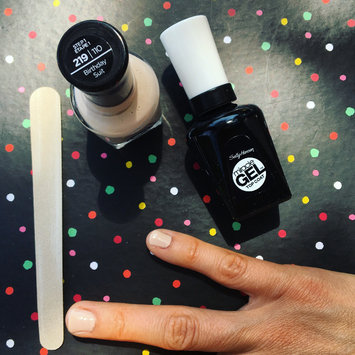 Sally Hansen® Miracle Gel™ Nail Polish uploaded by Olivia C.