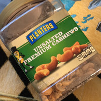 Planters Unsalted Premium Cashews Canister uploaded by Marium S.