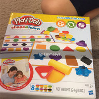 PD PLAYDOH COLORS AND SHAPES uploaded by Marium S.