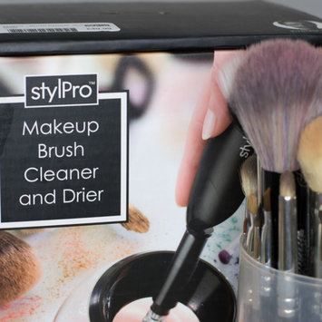 Photo of StylPro Makeup Brush Cleaner and Dryer uploaded by Emma G.